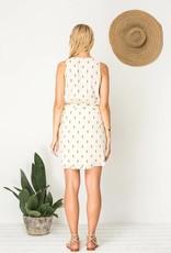 Bird & Kite Wrap Me Up Mini Dress