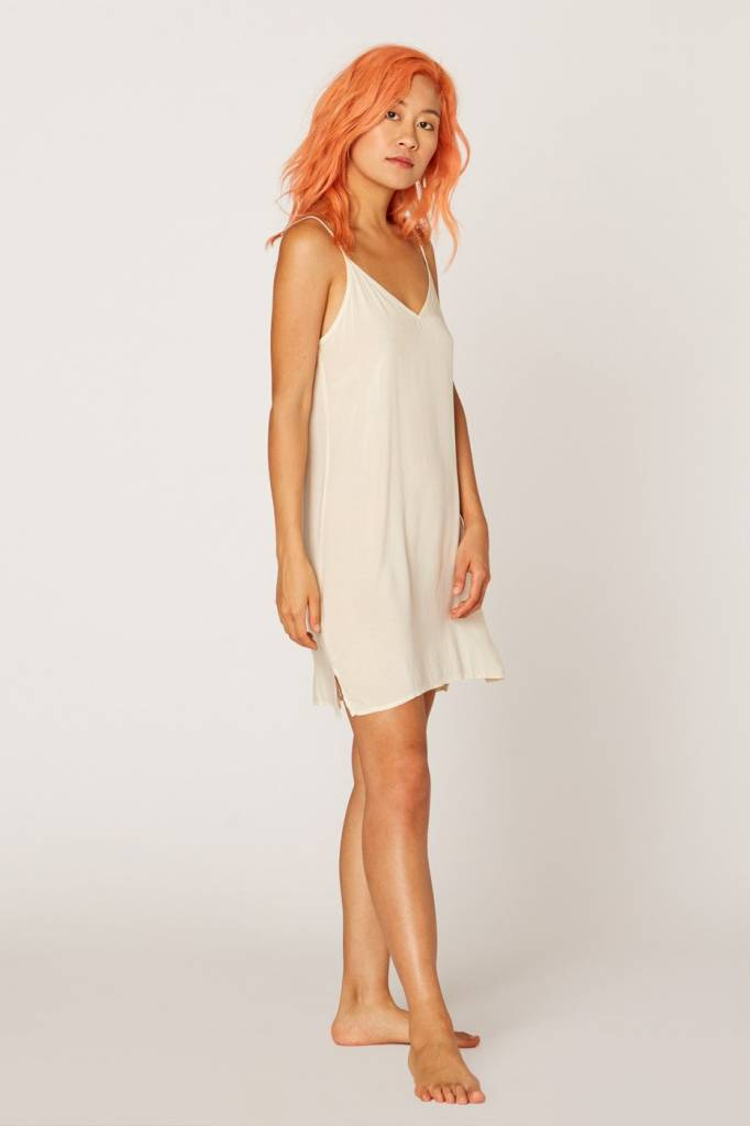 Lacausa V Slip Dress