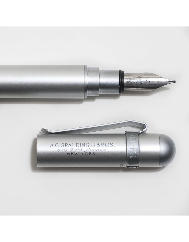 Aluminum Fountain Pen