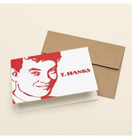 Boxed Cards T. Hanks Card Set