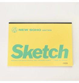 Soho 201 Series Sketchbook