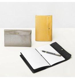 Notebook Case Leather Organizer de Voyage