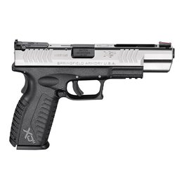 SPRINGFIELD Springfield Armory XD(M) Competition 9MM Bi-Tone 3-15rd Altered
