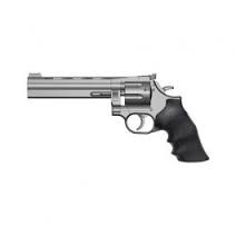 """CZ Dan Wesson 715 Stainless Steel 357Magnum 6rd 6"""" Vented Ribbed Stainless Adjustable Sight"""