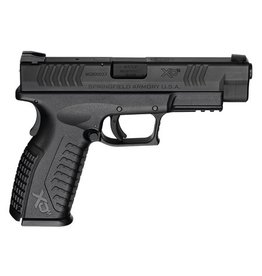 """SPRINGFIELD Springfield Armory XDM9 4.5"""" Full 9mm BLK 2-15rd Altered"""