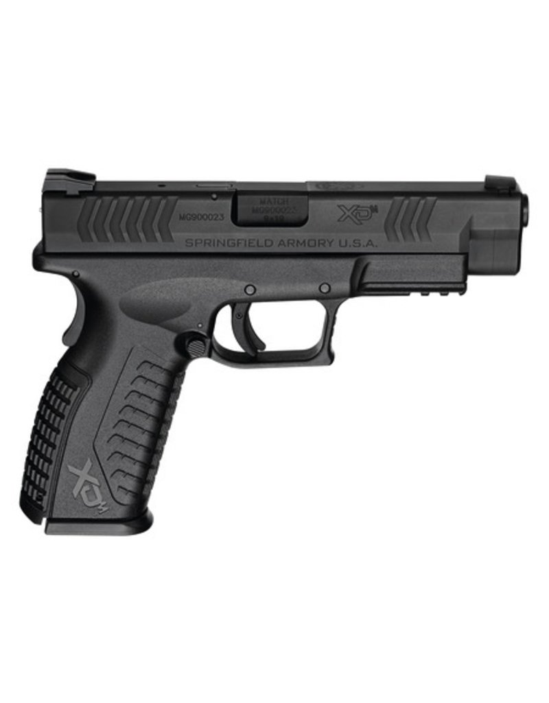 SPRINGFIELD Springfield Armory XDM9 4.5‰Û Full 9mm BLK 2-15rd Altered