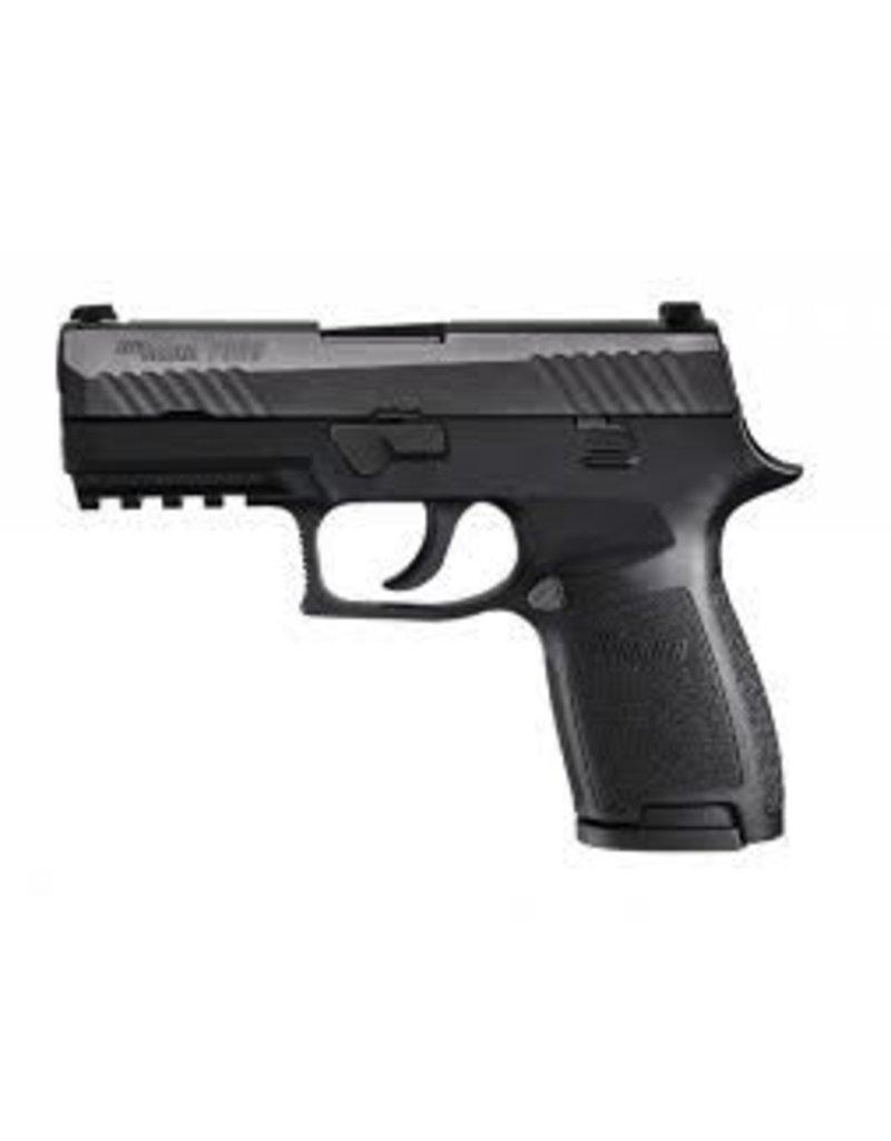Sigsauer Sig Sauer P320 Compact Pistol 9mm 2-15rd Night Sights & Holster