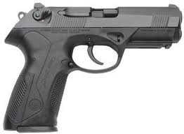 "BERETTA Beretta PX4 Storm 9mm 4"" 2-15rd Altered"