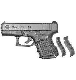 """Glock Glock G26 Gen4 9mm 3.42"""" 3-10rd"""