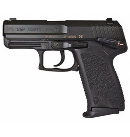 H&K Heckler & Koch USP9 Compact V1 3.58‰Û Manual Safety 13rd