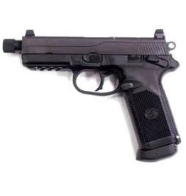 FNH FNH USA FNX-45 BLK Tactical 45acp 3-15rd