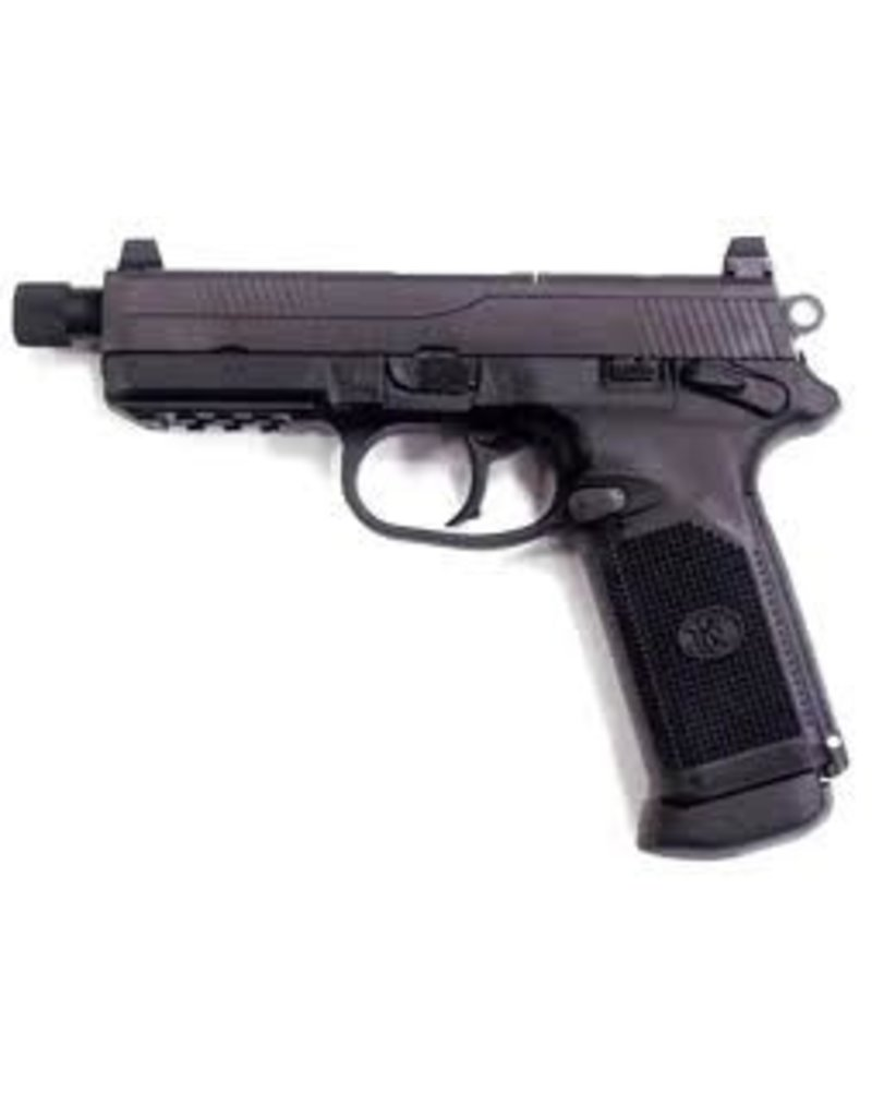 FNH FNH USA FNX-45 BLK Tactical 45acp 3-15rd