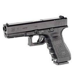 """Glock Glock G17 Gen3 9mm 4.48""""1-10rd USED"""