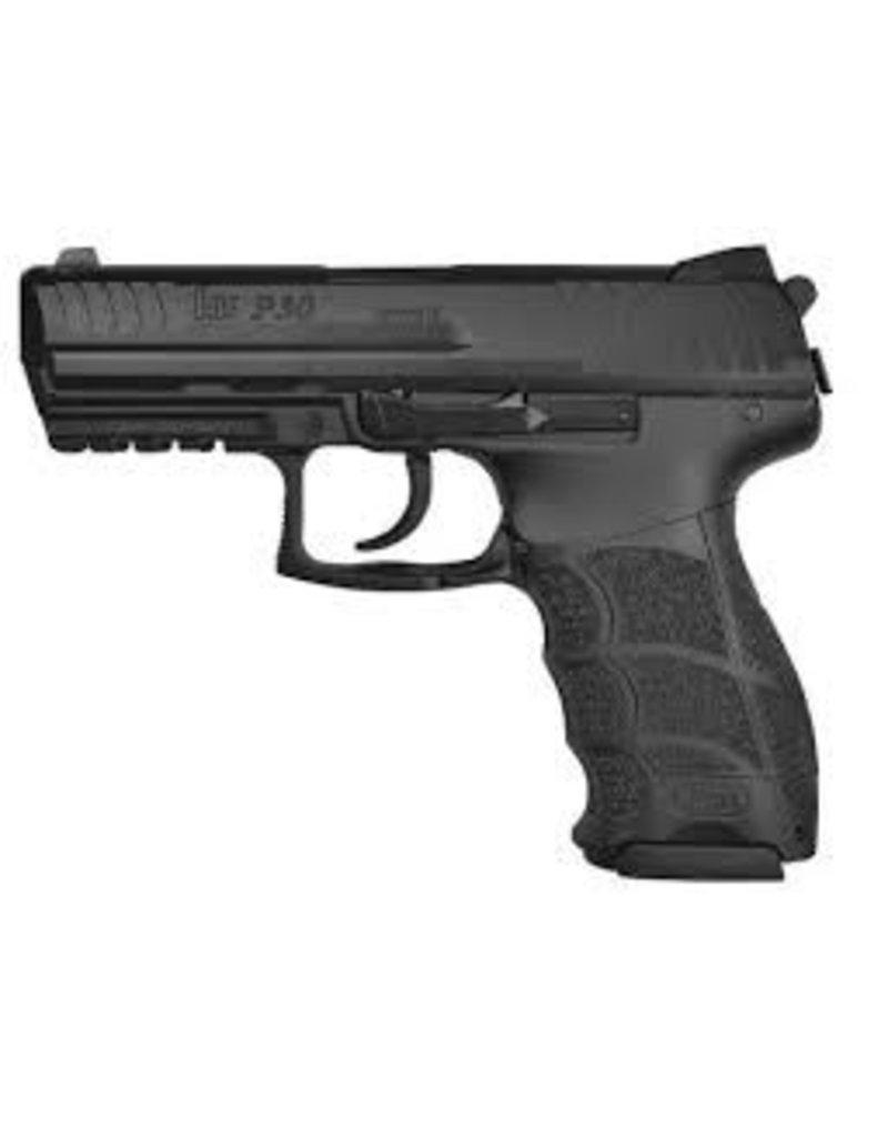 """H&K H&K P30 V3 9mm 3.86"""" BLK 2-15rd"""