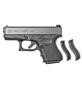 "GLOCK Glock G27 Gen4 40SW 3.42"" w/ 9mm Barrel 3-10rd 40SW 1-9rd 40SW, 1-9rd 9mm 1-10rd 9mm, TruGlo NS USED"