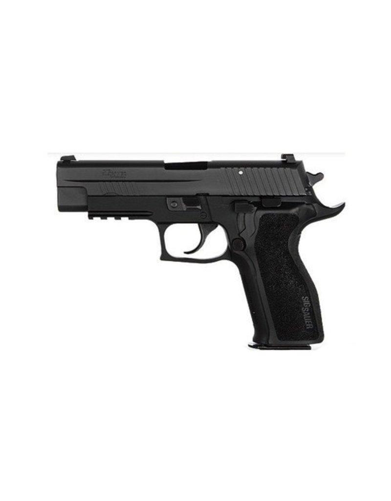 """Sigsauer Sig Sauer P226 E2 9mm 4.4"""" 2-15rd w/SRT & Rail"""