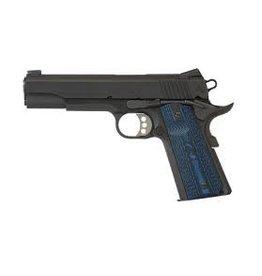 "COLT Colt 1911 Competition Government 5"" Fiber Front Adj Rear G10 Grips 9MM 9RD"