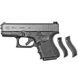"""Glock Glock G27 Gen4 40SW 3.42"""" 2-9rd Blue Label"""
