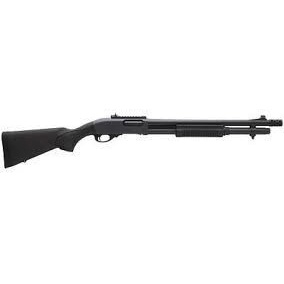 Remington Remington 870 Express Tactical 7rd 12/18.5 Ghost Ring +2Mag
