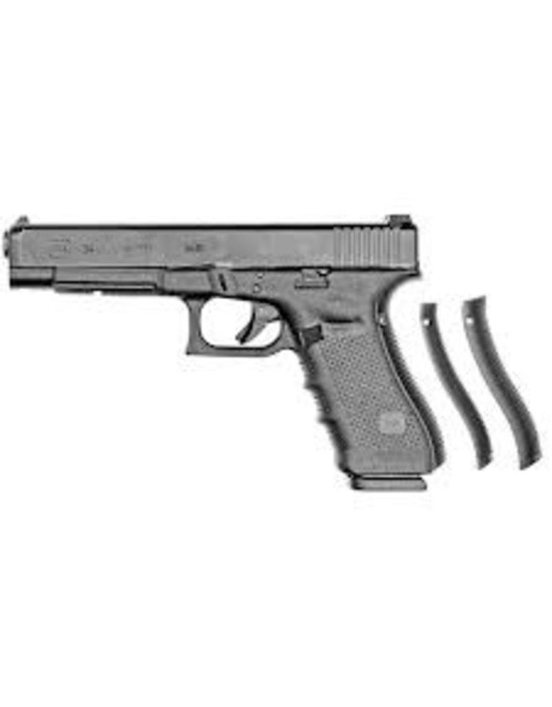 Glock Glock G34 Gen4 9mm FS 15rd Blue Label Altered $40.00 Mag. Compliance Fee inc.