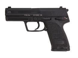 H&K H&K USP V1 9mm 2-15rd