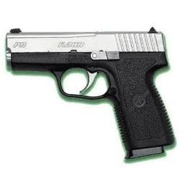 KAHR Kahr Model P9 9mm Compact 3.6 Inch Barrel Adjustable Sights Polymer Frame Matte Stainless Steel Finish 7 Round