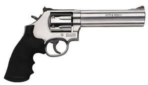 "Smith & Wesson Smith & Wesson Model 686+ 357mag 7rd 6"" SS Revolver"