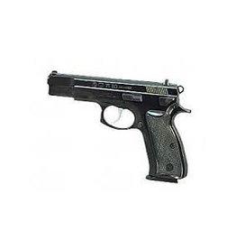 """CZ CZ USA 75BD 9mm BLK 4.7"""" w/Decocker 2-15rd Altered"""