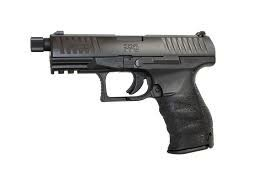 """WALTHER Walther Arms PPQ M2 Navy SD 9mm 4.6"""" w/ TB 2-10rd Alter"""