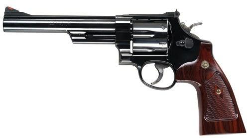 "Smith & Wesson Smith & Wesson Model 29 6.5"" 44Mag Blued w/Presentation Box"