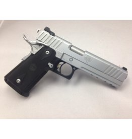 "STI STI Tactical 1911 5"" Bull Chrome 45acp 1-12rd NS"