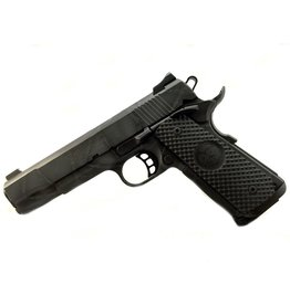 Nighthawk Nighthawk Falcon Shadow Camo Gray + Black 1911 45acp 1-8rd