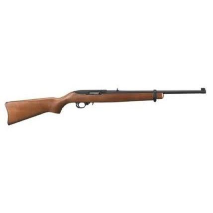 Ruger Ruger 10/22-RB Carbine 22LR BLK/Hardwood 1-10rd