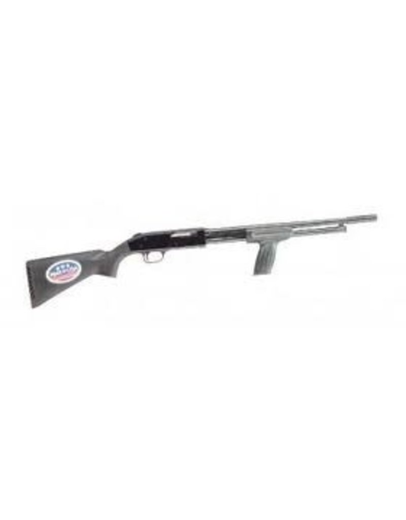 MOSSBERG Mossberg Model 500 Home Security .410 Gauge 18.5 Inch Plain Barrel Blue Finish Black Synthetic Stock 3 Inch Chamber 8 Round