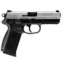 FNH FNH USA FNX45 USG 45acp 3-15rd BLK/SS