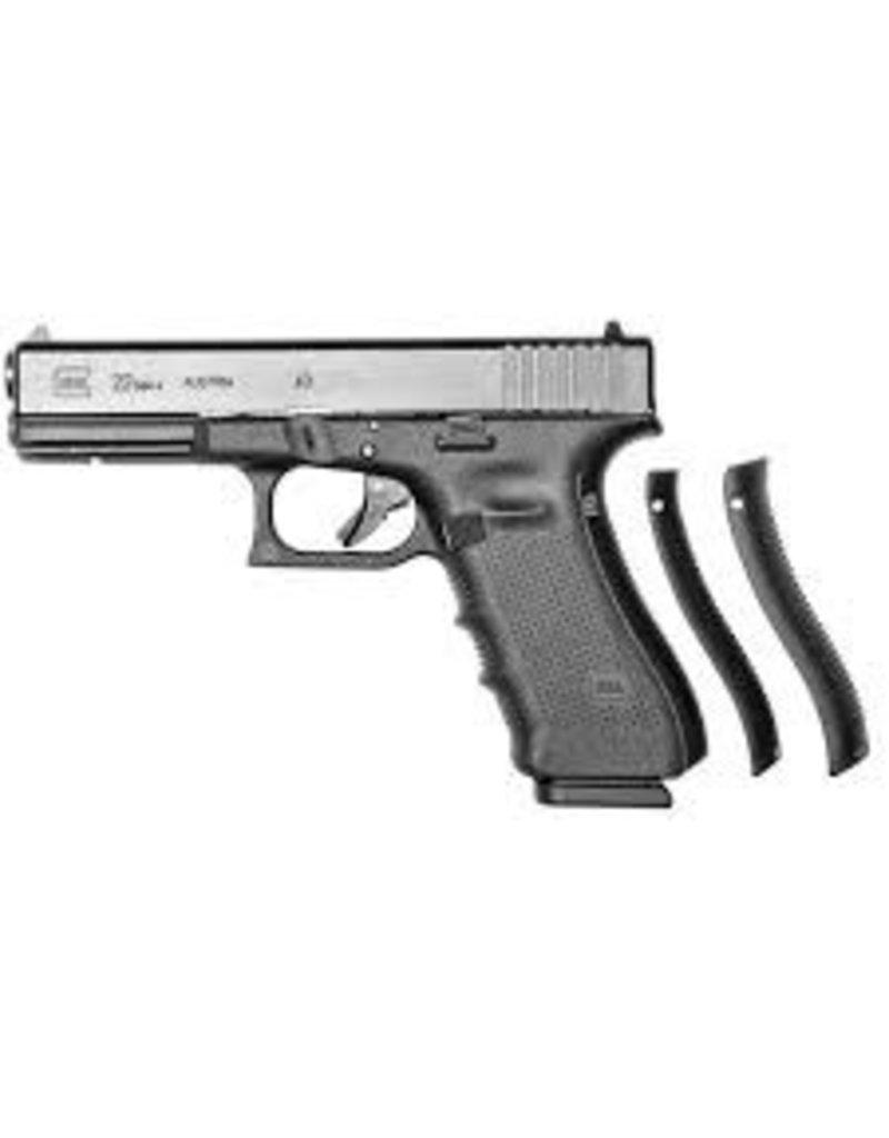 Glock Glock G22 Gen4 40S&W FS 15rd Blue Label