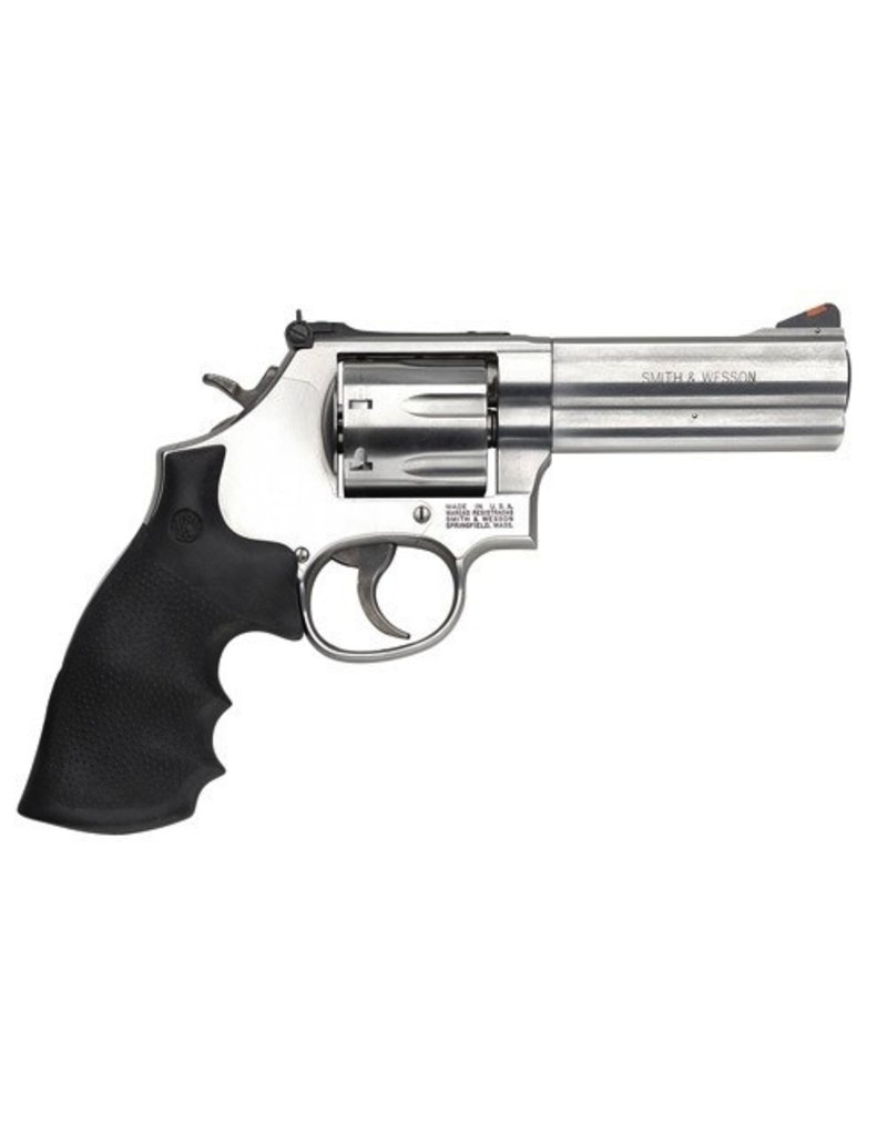 """Smith & Wesson Smith & Wesson Model 686+ SS Rubber Grip 7rd 4"""""""