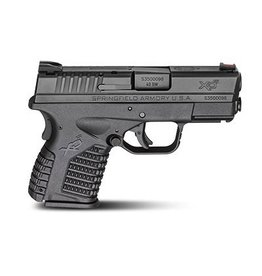 """SPRINGFIELD Springfield Armory XDS40 40SW 3.3"""" BLK 1-6rd 1-7rd"""