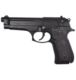 BERETTA Beretta 92FS 9mm Double/Single Action Bruniton Matte Black Finish Plastic Grips Three Dot Sights 10rd