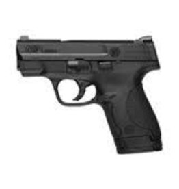 Smith & Wesson Smith & Wesson M&P Shield 9mm No Safety 1-7rd 1-8rd
