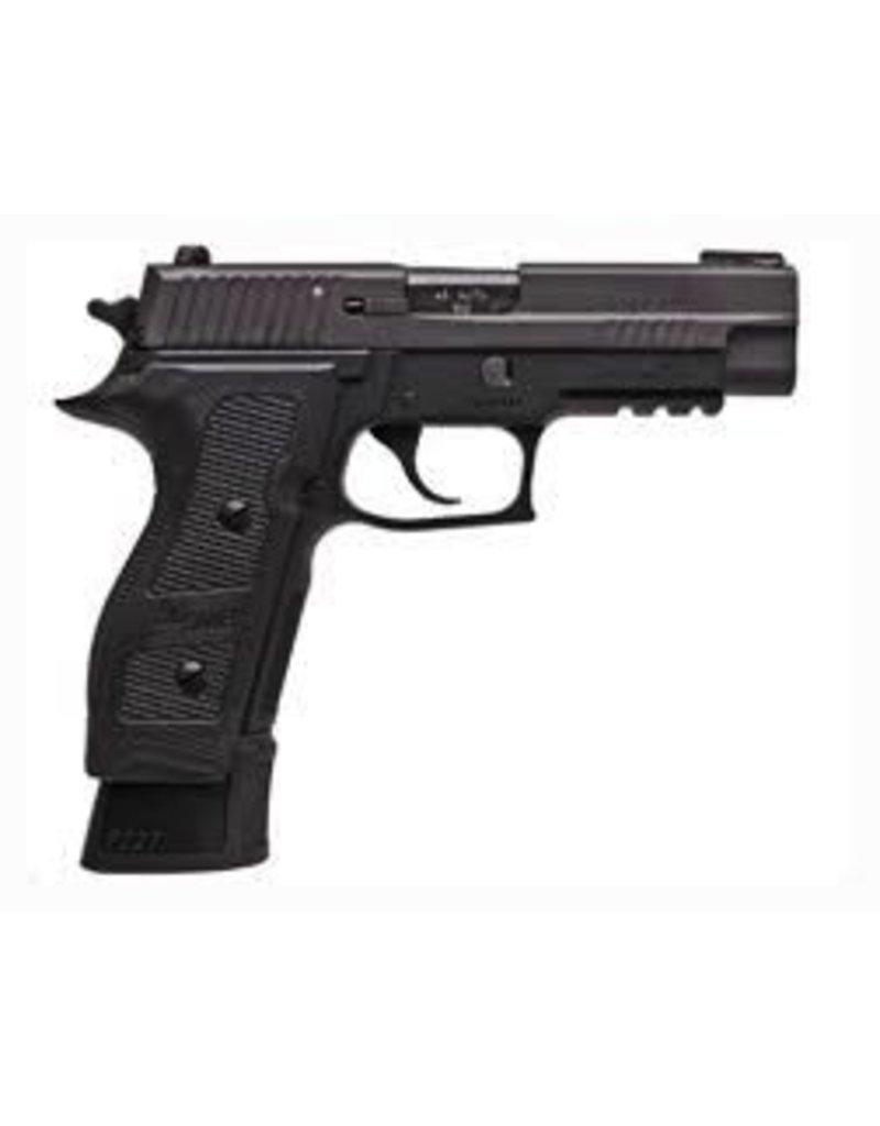 """Sigsauer Sig Sauer P227 Tacops 45acp 4.4"""" Nitron 4-14rd NS SRT"""