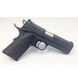 "STI STI Tactical 1911 4"" Bull Blue 45acp 1-12rd NS"