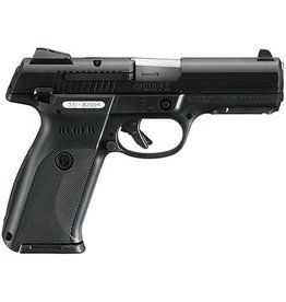 "Sturm Ruger Ruger SR9 9mm BLK 4.125"" 2-15rd Altered"