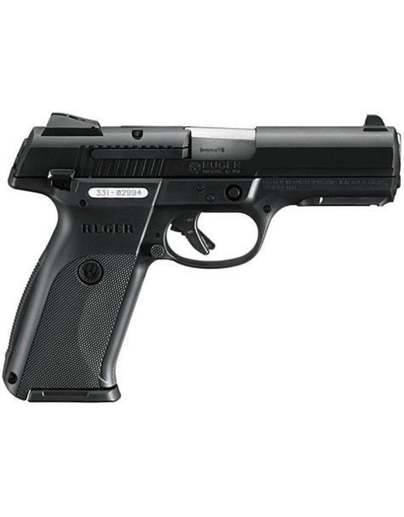 """Sturm Ruger Ruger SR9 9mm BLK 4.125"""" 2-15rd Altered"""