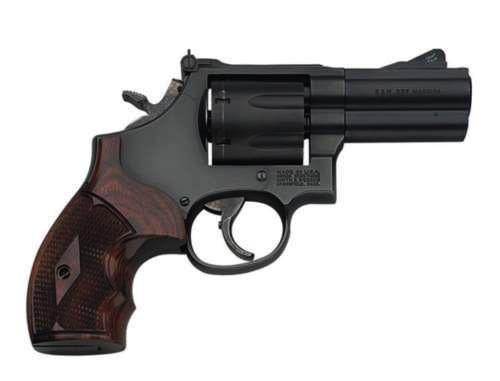 "Smith & Wesson Smith & Wesson Model 586 PC 3"" 357mag TALO"