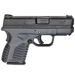 SPRINGFIELD Springfield Armory XDS 3.3‰Û 9MM Tactical Gray Frame 1-7RD 1-8RD