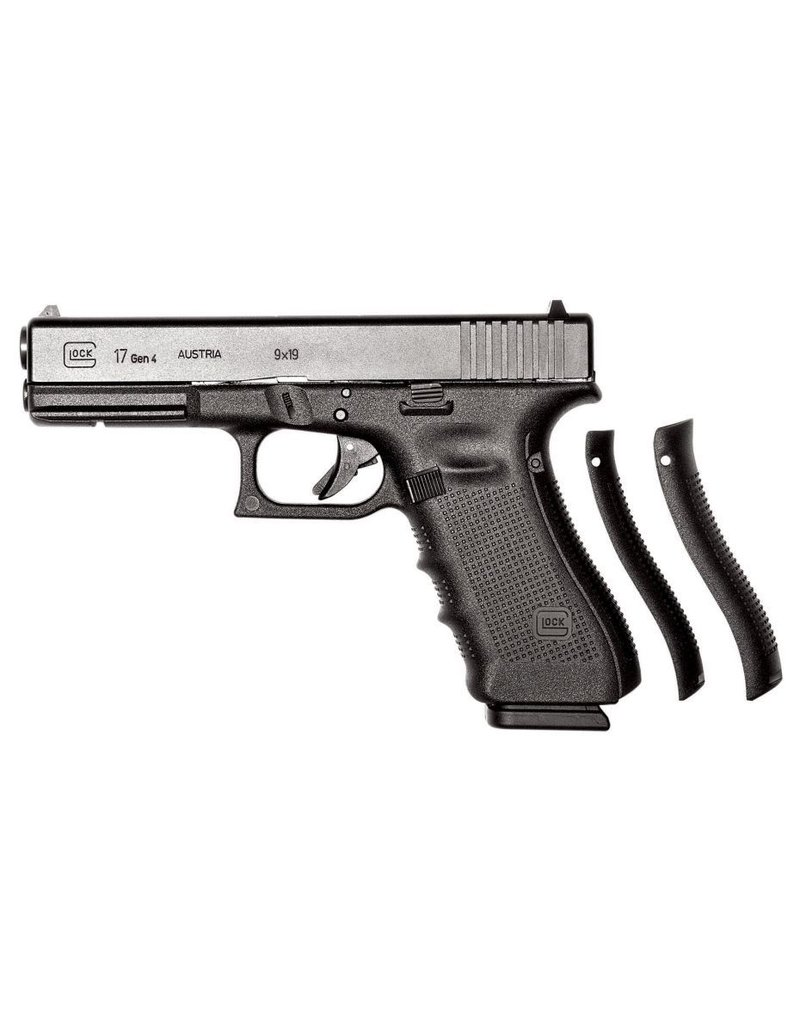 "Glock Glock G17 Gen4 MOS 9mm 4.48"" 3-15rd Altered Blue Label"