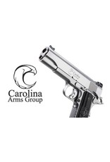 "Carolina Arms Group Carolina Arms Group 1911 Trenton Classic Bi-Tone 45acp 5"" Warren Sights Kart NM Barrel VZ Grips 2-8rd"