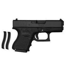 """Glock Glock G26 Gen4 9mm 3.42"""" 2-10rd Blue Label"""
