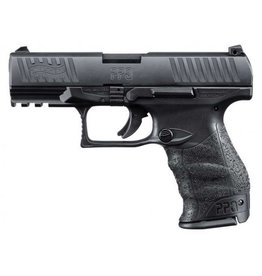 "WALTHER Walther Arms PPQ M2 9mm 4"" Black Tenifer Finish Picatinny Rail 2-15rd"
